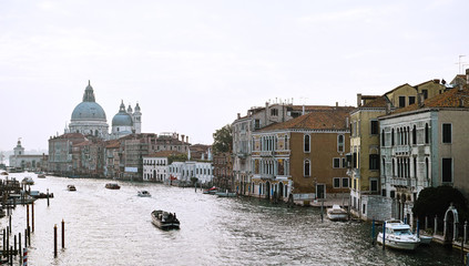 famous channels at Venezia Italia