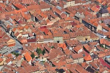 Brasov in Transylvania