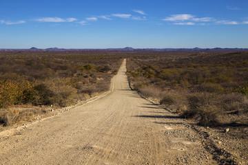 Strada della Namibia