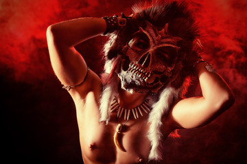 shaman dance
