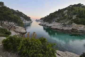 Calanque de Port Pin - Calanques National Park, France