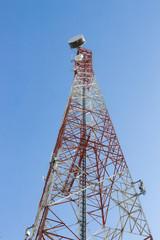 communication poles telecoms technology