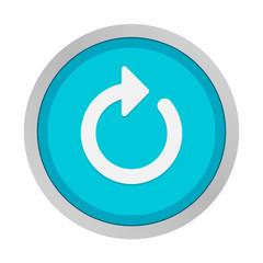 Flat Vector Button