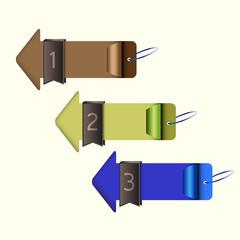 arrow choice option