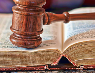 Gavel and book - Legal Decisions