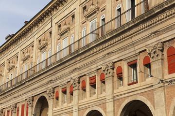 Architecture of Bologna, Emilia-Romagna, Italy