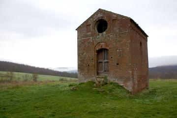 Piccola costruzione antica