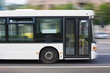 white city bus - 79251840
