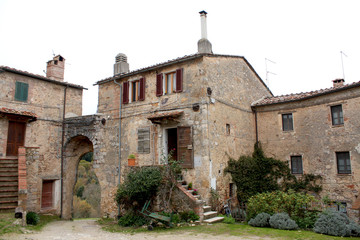 Castello di Tocchi, Toscana (Italia)
