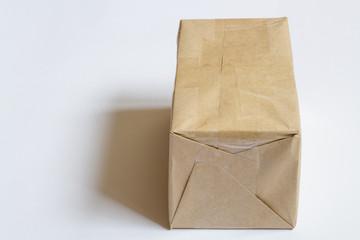 Paper parcel.