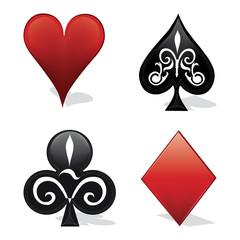 card symbols