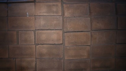 tile texture old night light effect background video