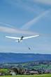 décollage  d'un planeur - 79255625