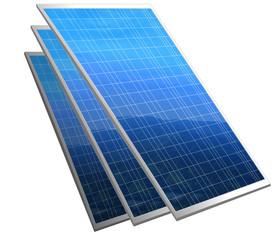 Solar panels X3
