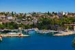 Old town Kaleici in Antalya Turkey