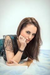 pretty woman thinker