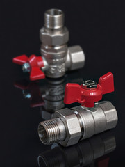 Valves for hot water