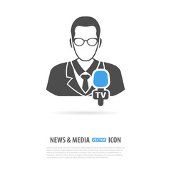 Media and News Logo