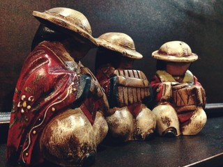 South American Dolls