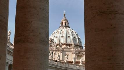 Religion Saint Peter Basilica Square Vatican Rome Roma Italy