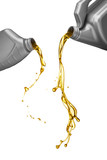 pouring engine oil - 79268408