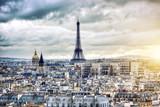 Eiffel tower in Paris,France - 79269222
