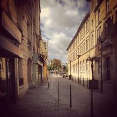 A little Alley in Paris