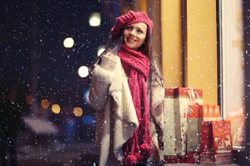 Beauty buy Christmas night shopping discounts