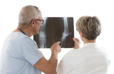 Examen medicle radiologie