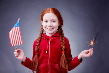 Little patriot