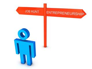 Job or Entrepreneurship