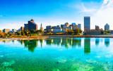 Fototapety Memphis Skyline, Tennessee, USA