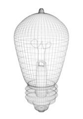 Light retro Bulb