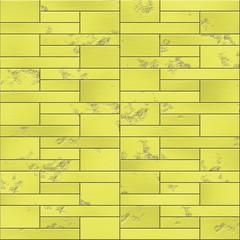 Yellow grunge blocks