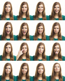 Multiple different expressions