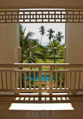 interior design of Thai house