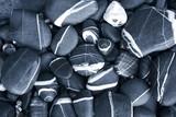 Fototapety round peeble stones