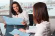 Frauen im Büro