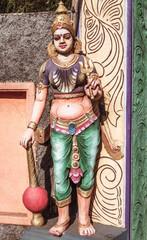 Ancient  Hinduism  sculpture on Sri Lanka