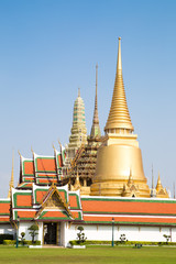 Wat Phra Kaew thailand beautiful