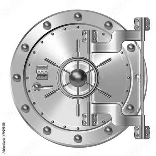 Bank doors - 79295419