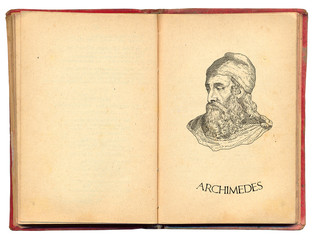 Archimedes illustration