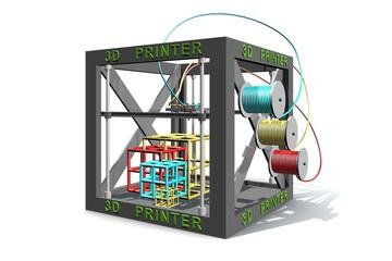 Ingewikkelde vormen printen met 3D printer