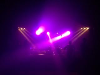 lights nightclub, luci locale notturno