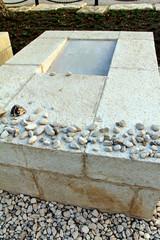 Traditional Jewish tombstone