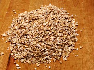 Oats for oatmeal