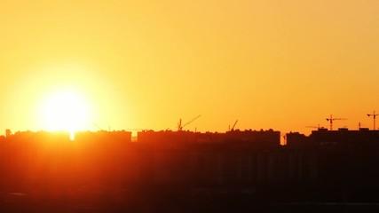 sunrise urbanization