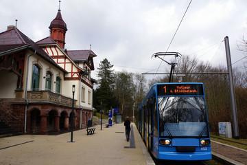 Strassenbahnhaltestelle Wilhelmshöhe