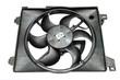 Leinwanddruck Bild - radiator fan motor