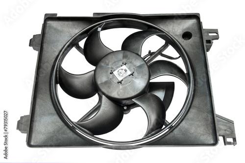 radiator fan motor - 79315027